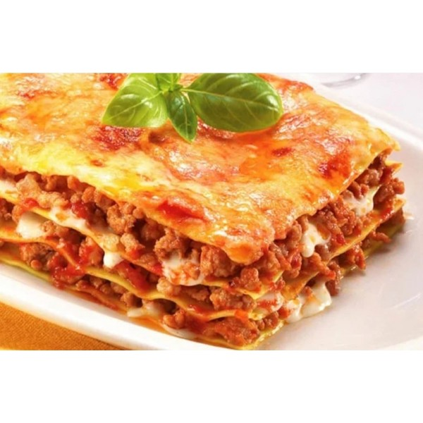 Lasagne (portion de 350g minimum)